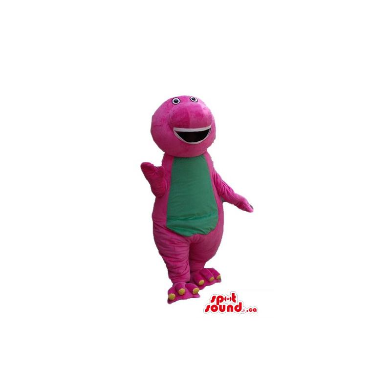Peppa Pig na veste desenhos animados da mascote do personagem traje vermelho