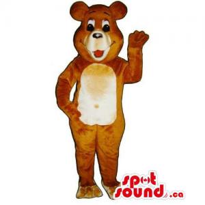 Customised Brown Teddy Bear...
