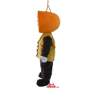 Mister Television  Mascot...