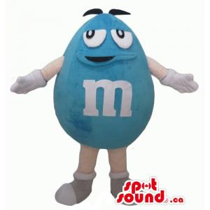 Habló masculino azul M & M...