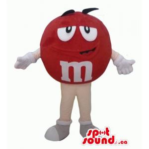 Rojo masculino feliz H & M...