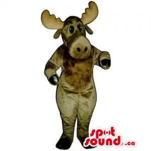 Customised All Brown Moose...