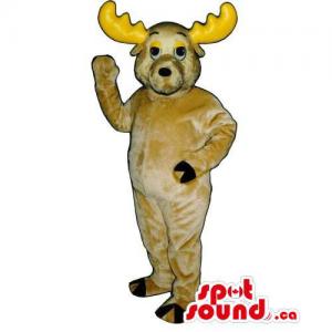 Customised All Beige Moose...