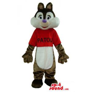 Cute deluxe Hare Mascot...