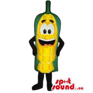 Customised Corncob Mascot...