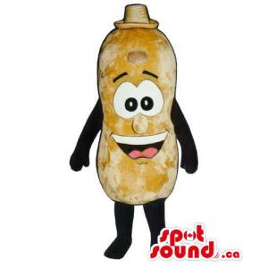 Customised Peanut Mascot...