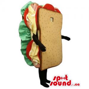 Customised Sandwich Bread...