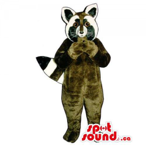 Customised Brown Raccoon...