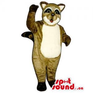 Customised Brown Raccoon...