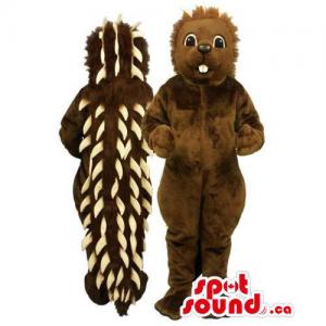 Customised Brown Porcupine...