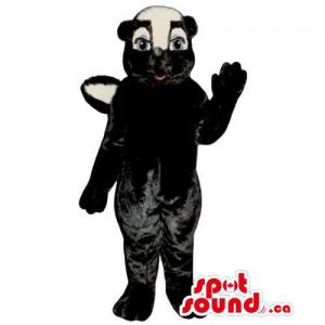 Customised Black Skunk...