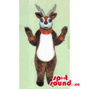 Customised Reindeer Mascot...