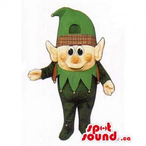 Small Dwarf Mascot Dressed...