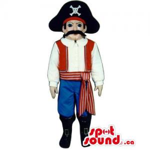 Customised Pirate Human...