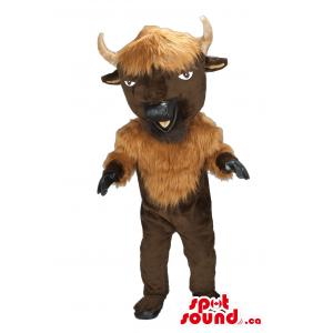 Customised Brown Bison...