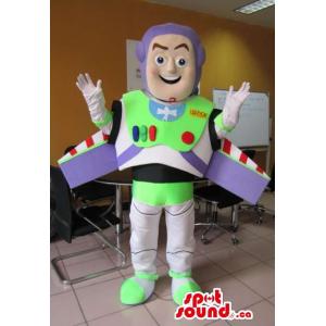 Famous Buzz The Astronaut...