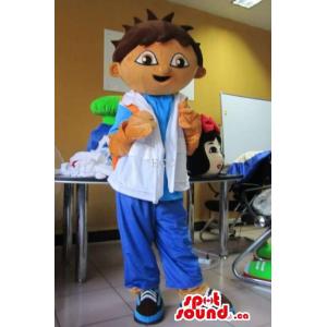 Dora The Explorer Boy...