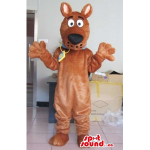 Scooby-Doo Dog Cartoon...