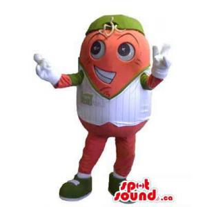 Flashy Orange Advertising...