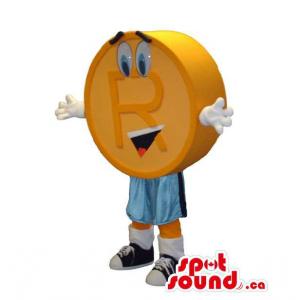 Orange Round Peculiar...