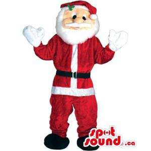 Santa Claus Human Character...