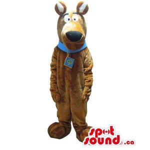 Scooby-Doo Brown Dog...