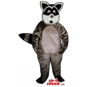 Raccoon Animal Plush Mascot...