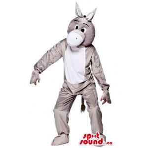 Peculiar All Grey Donkey...