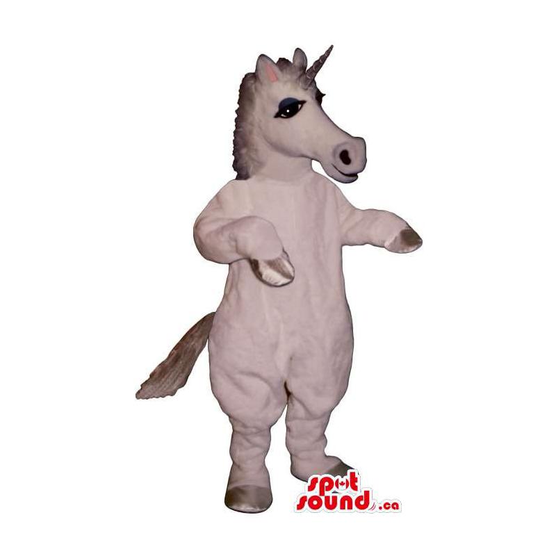 Customised White Unicorn...