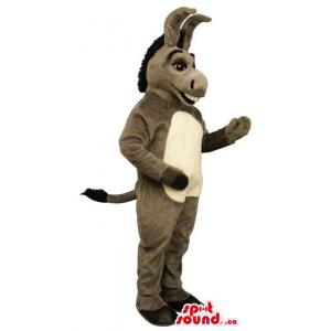 Customised Grey Donkey...