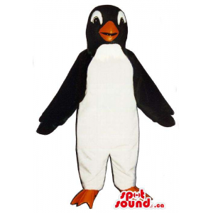 Penguin Bird Plush Mascot...
