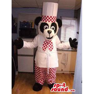 Original Panda Mascot...
