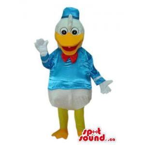 Donald Duck Disney Mascot...