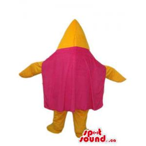 Flashy Yellow Creature...