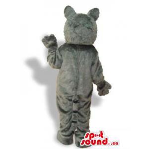 Grey Raccoon Animal Plush...