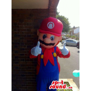 Super Mario Bros Video Game...