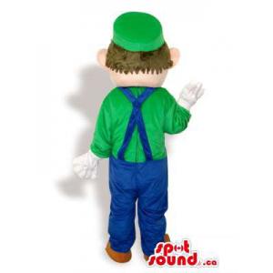 Luigi Super Mario Bros....