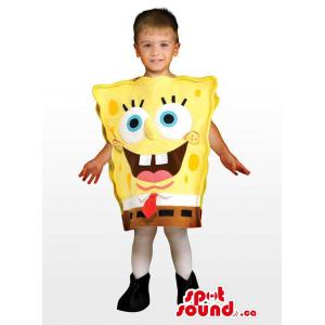 Cute Sponge Bob Character...