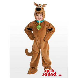 Well-Known Scooby-Doo Dog...