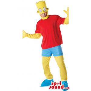 Bart Simpson Cartoon...