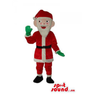 Santa Claus Human Plush...