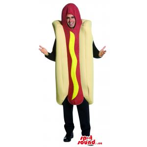 Awesome Large Hot-Dog Food...