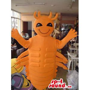Orange Shrimp Seafood...
