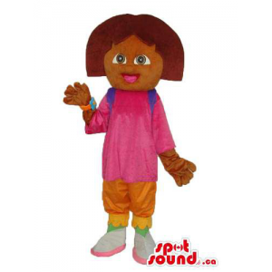 Dark Dora The Explorer...