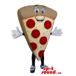 Pizza Slice Food Plush...
