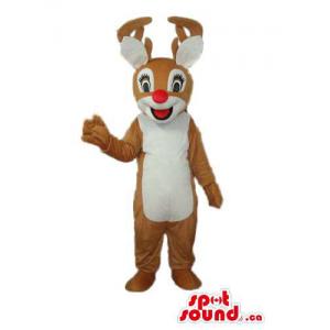 Brown Girl Reindeer Animal...