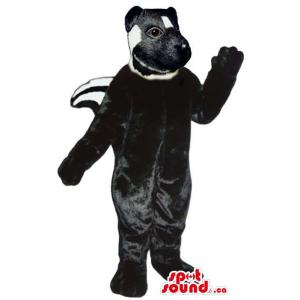 Customised Cute Black Skunk...