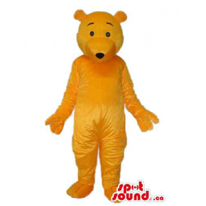 Cute All Orange Winnie The...