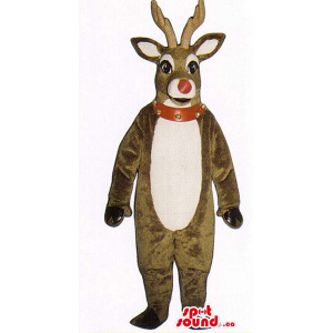 Christmas Brown Reindeer...