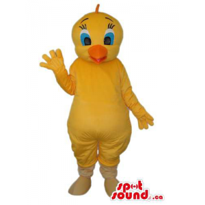 Yellow Bird Alike Tweety...